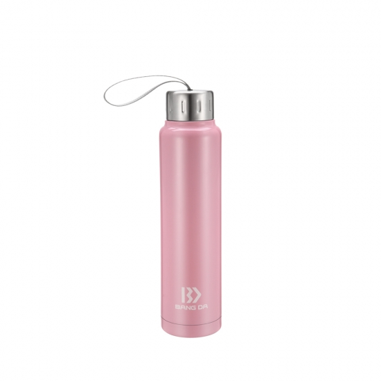 Stainless Steel Thermos Sport Bottle